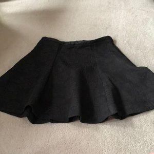 Floral Zara brocade skirt!